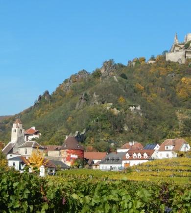 Dürnstein, a Wachau ékköve