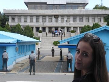 A két részre szakadt Korea - látogatás a határnál