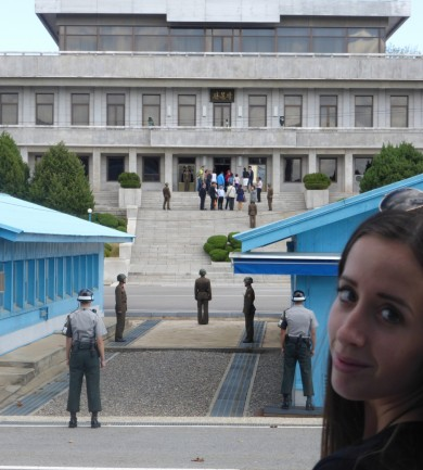 A két részre szakadt Korea
