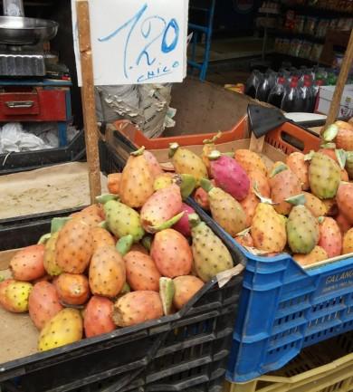 Szicília egzotikus gyümölcsei