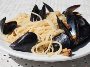 Spaghetti allo scoglio – Spagetti a szikláról