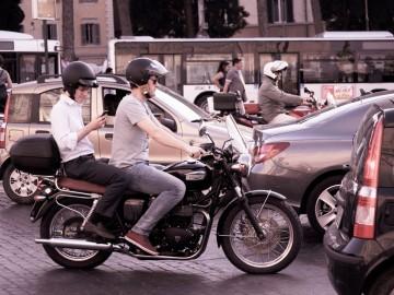 Közlekedési szabályok á l'Italia
