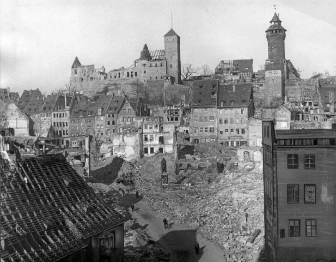 Nürnberg 71 évvel ezelőtt. Pont ma.