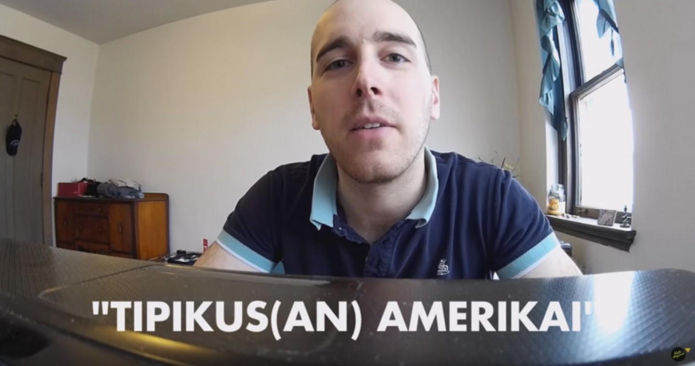 Amerikai Peti (S01E08) - Kultúrsokk a házban