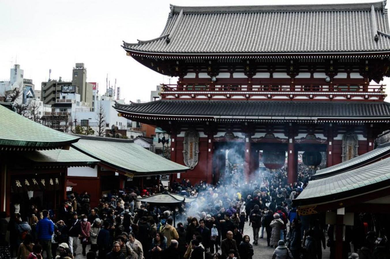 A japán újév hagyományai