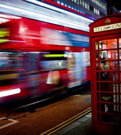 London, bébi!