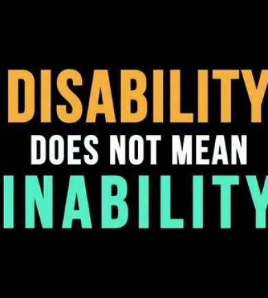"""""""De jó a fogyatékos embereknek!"""""""