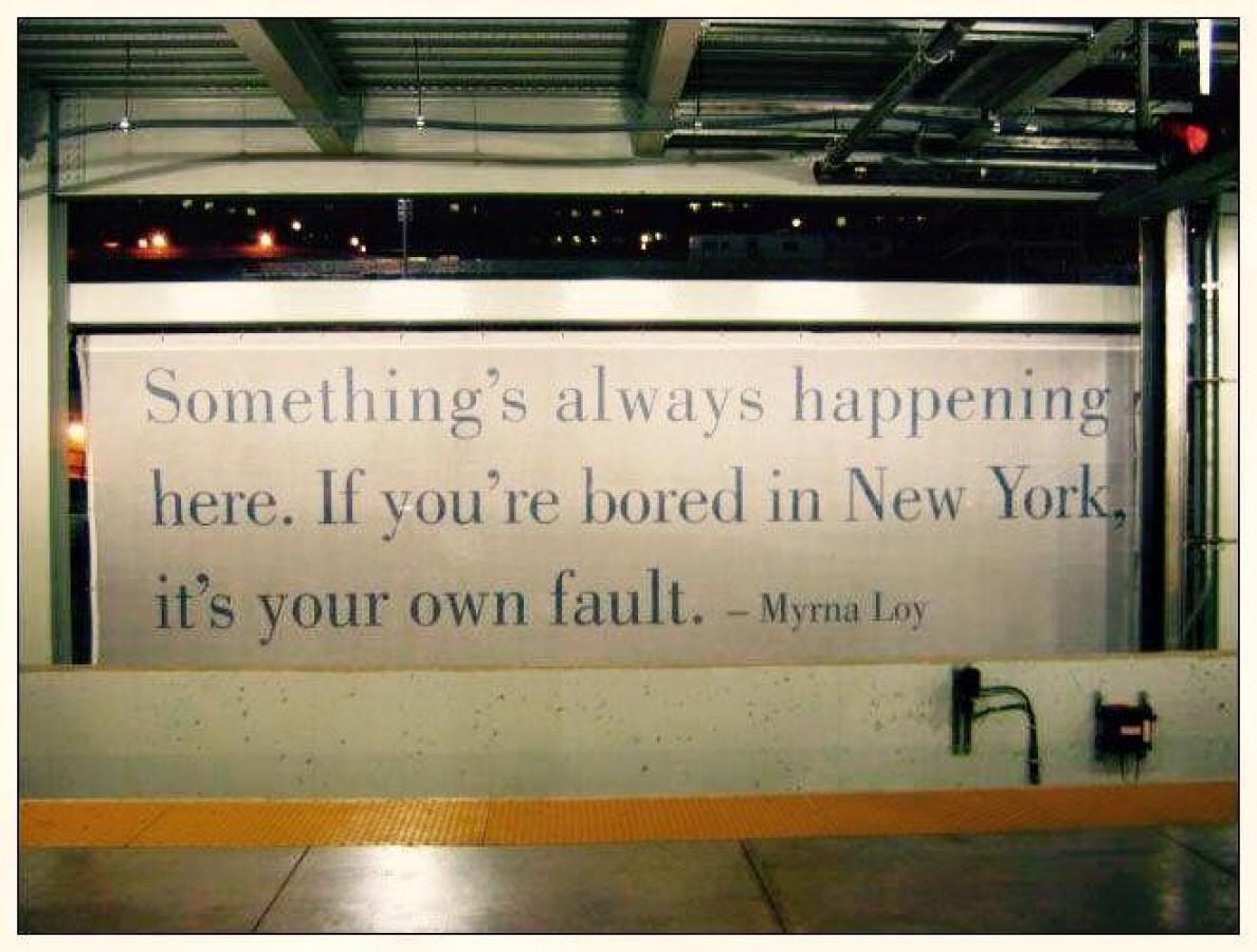 Bevezetés New Yorkba