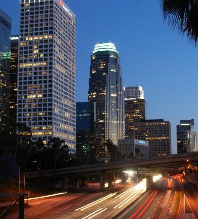 Los Angeles, az angyalok városa