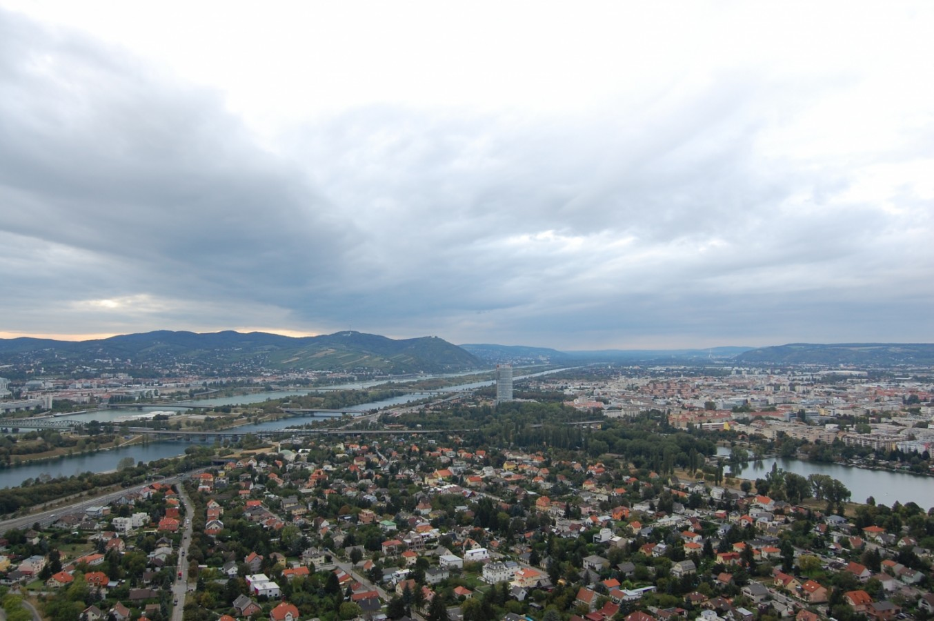 Bécs kezdőknek és haladóknak - - 6. rész: Madártávlatból is érdemes megnézni