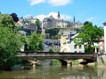 Londontól Ciprusig kocsival - - 4. rész: Váratlan kitérő Luxemburgba