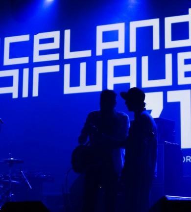 Izlandi fesztiválkörkép