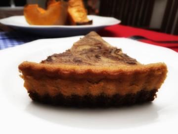 Savaborsa! - Monterey-i csokoládés-sütőtökös sajtkrémtorta