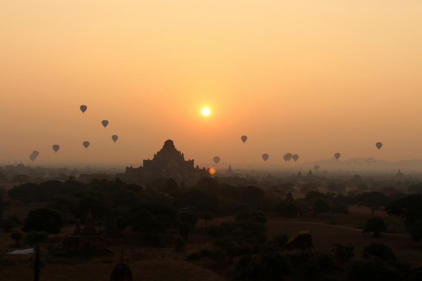 Egy ország a világ kapujában - Mianmar napjainkban