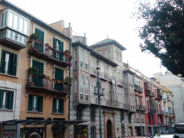 Menő málagai lakások