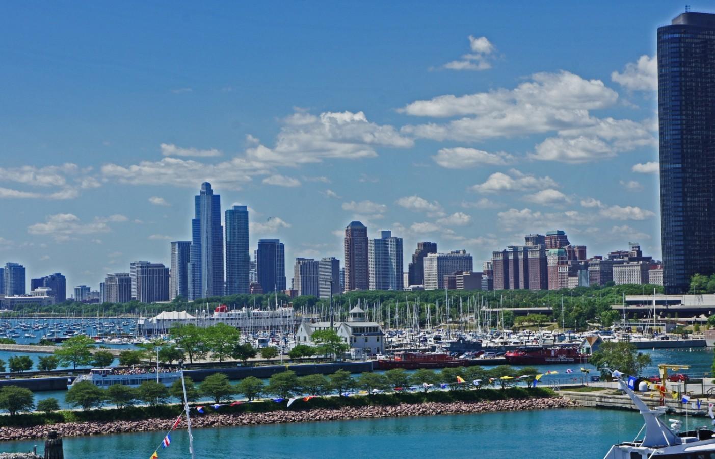 10 ingyenes dolog Chicagóban