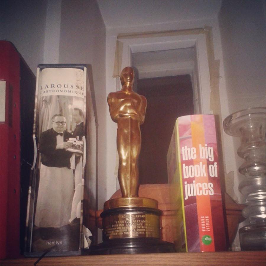 Amikor az Oscar-díj a konyhában porosodik