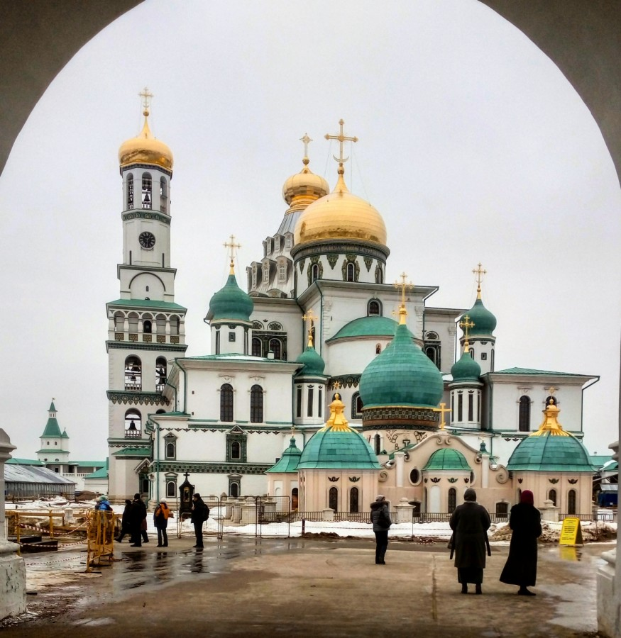 Kiszakadni Moszkvából - kolostori kitérők
