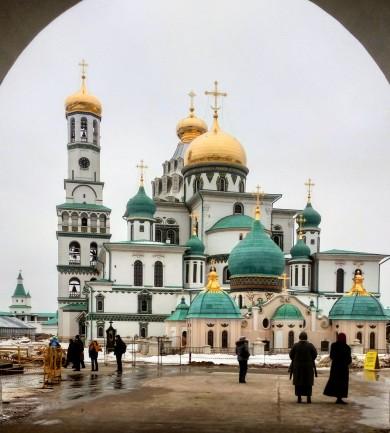 Kiszakadni Moszkvából