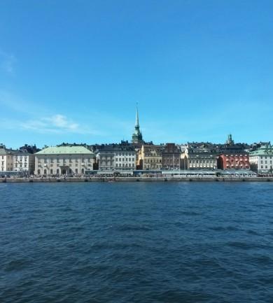 Stockholm első blikkre