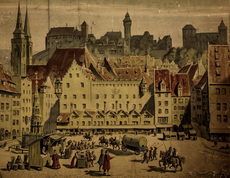 Bunkerek Nürnberg alatt - a velünk élő történelem
