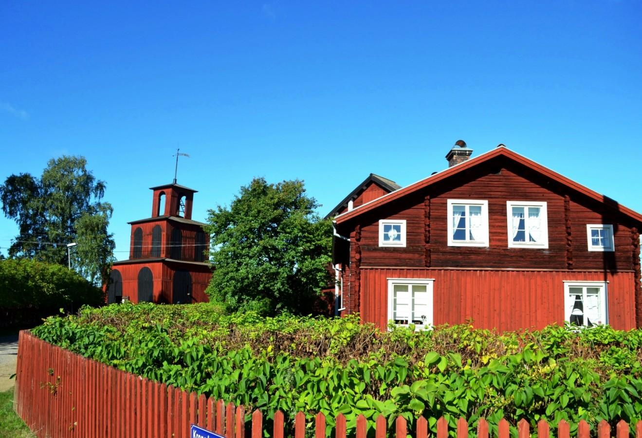 """""""Faluni vörös"""" - nemcsak egy házfesték, maga a svéd történelem!"""