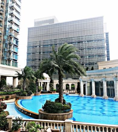 Élet egy hongkongi luxus lakókomplexumban