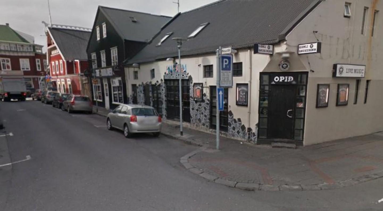 Fekete nap Reykjavík életében?