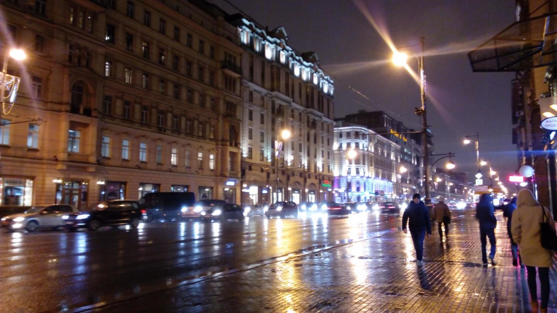 A túlélés törvényei - avagy közlekedés Moszkvában