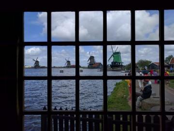 Nyolc amszterdami látnivaló - fű és prostik nélkül!