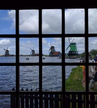 Nyolc amszterdami látnivaló