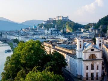 Egy hétvége Salzburgban – Szakadj ki a szürke hétköznapokból!