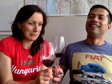 Külföldiek először kóstolnak magyar bort
