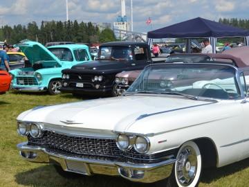 Power Big Meet - A világ legnagyobb amerikai autós találkozója