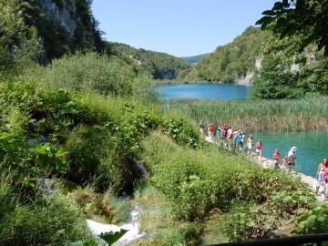 Plitvicei-tavak - Horvátország gyöngyszeme