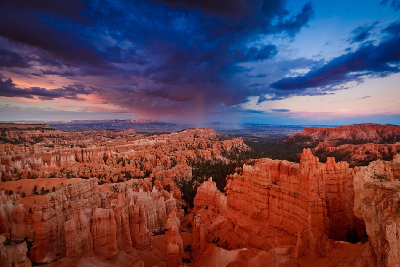 Kirándulás a Zion és a Bryce Canyon Nemzeti Parkokban