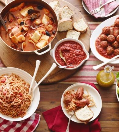5 olasz étel, aminek soha nem volt köze az igazi olasz konyhához