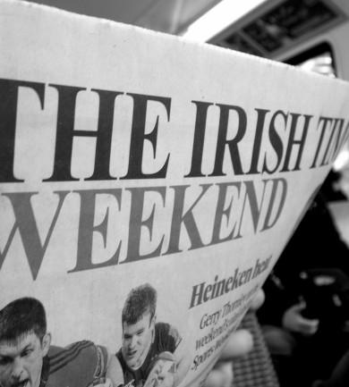 Írország 5 percben