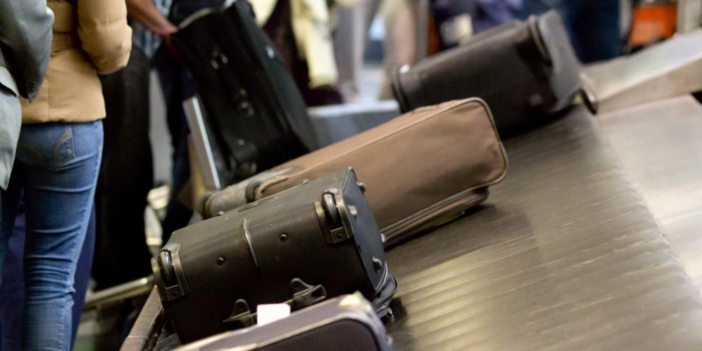 Mennyit ér egy átlagos reptéri poggyász?