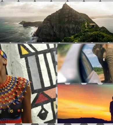 Körbeutazzuk Dél-Afrikát!