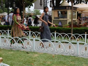 Törökországi július - - I. rész: Forróság Isztambulban
