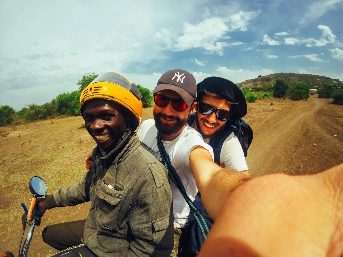 Afrikai Bolyongók – 1-3. rész - Kilimandzsáró érkezünk!