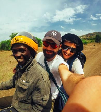 Afrikai Bolyongók – 1-3. rész