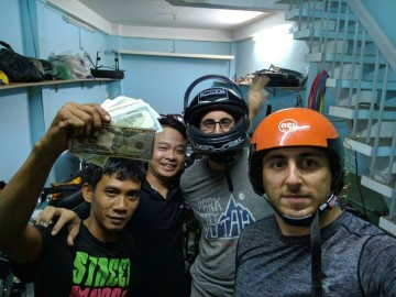 Vietnami kalandozások 1. rész - Ho Si Minh-város és a Cu Chi-alagutak motorral