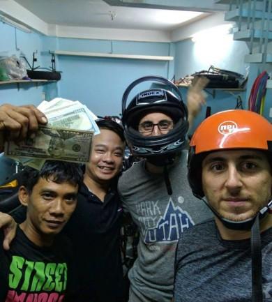 Vietnami kalandozások 1. rész