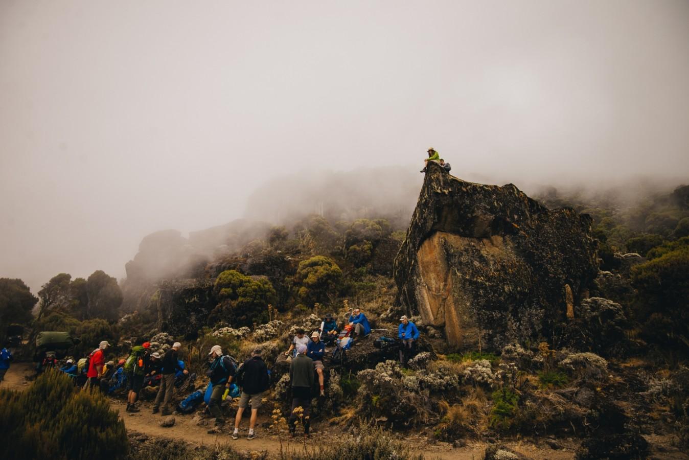 Afrikai Bolyongók – 4. rész - A Kilimandzsáró és a világ tetején