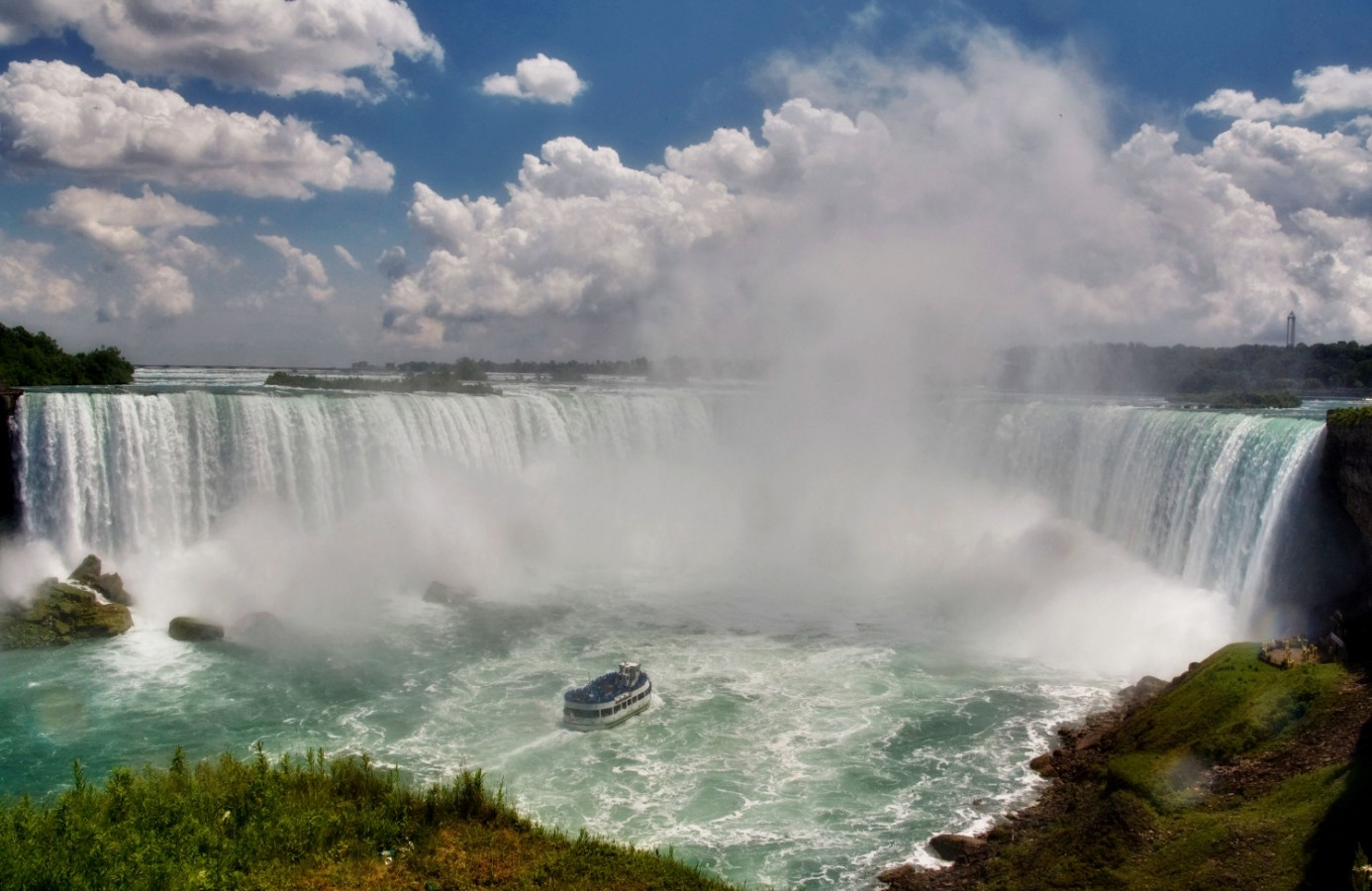 Az állandó szivárványok hazája - Kirándulás a Niagara-vízeséshez és tovább