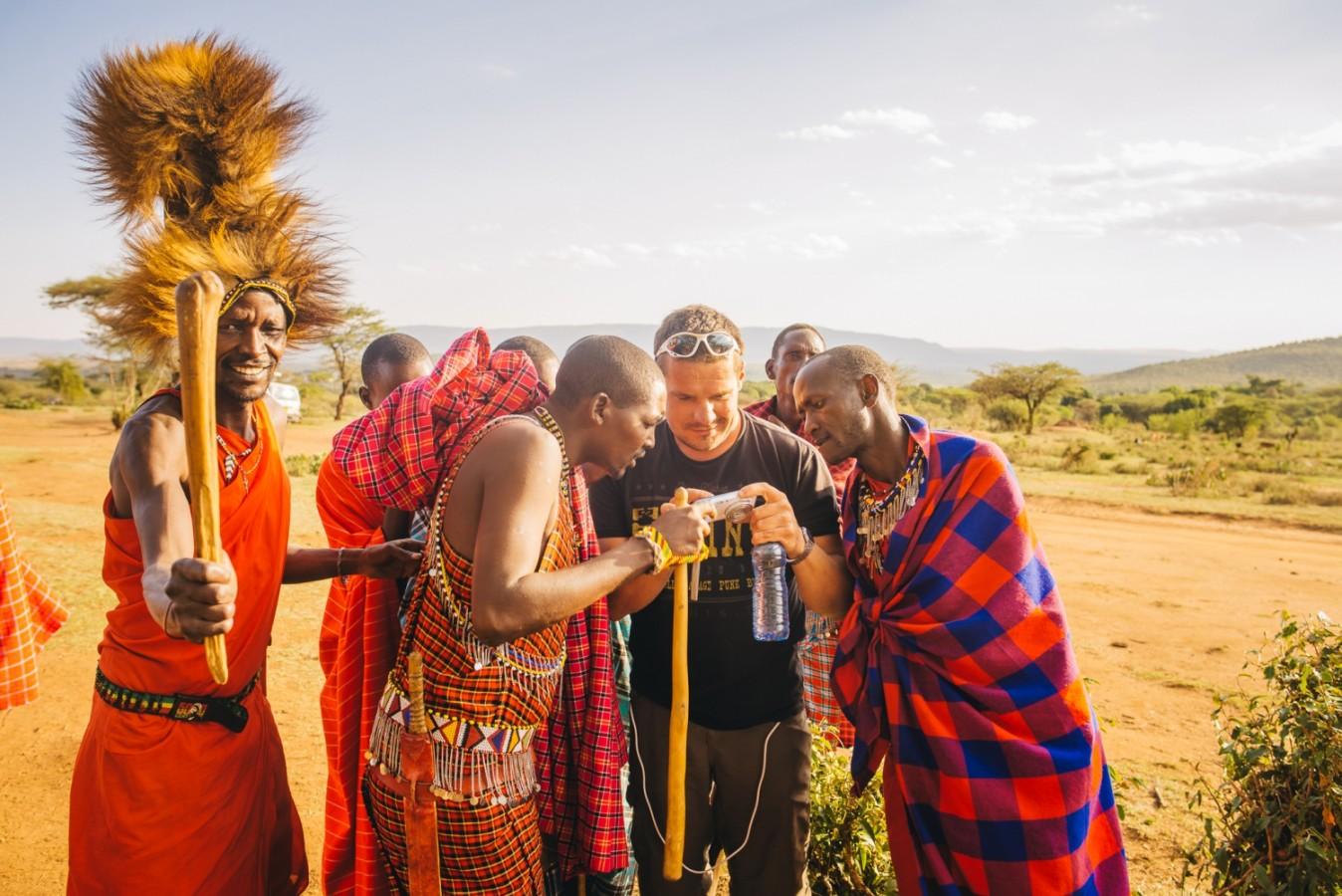 Afrikai Bolyongók – 5-6. rész - Azok a komisz maszájok!