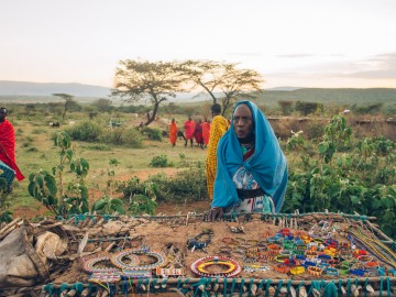 Maszáj földről fodrászszalonba! – Afrikai Bolyongók 7-8. rész