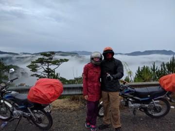 Vietnami kalandozások 2. rész - vízesés, vidámpark és motorozás hegyről a tengerpartra